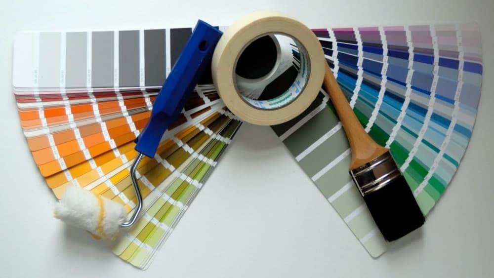 ADM palette colori per tinteggiatura a Torino